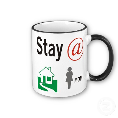 Stay-at-Home Mom Mug